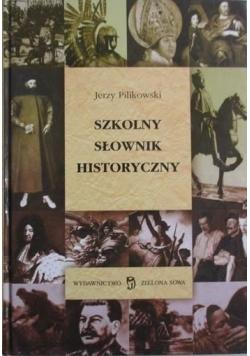 Szkolny słownik historyczny
