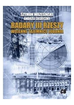 Radary III Rzeszy Wojenne tajemnice Lubania