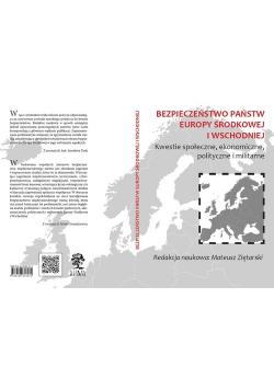Bezpieczeństwo państw Europy Środkowej i Wschodniej