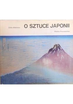 O sztuce Japonii