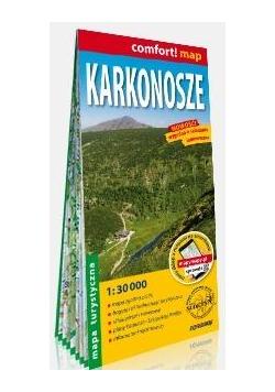 Comfort! map Karkonosze 1:30 000