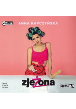 Zjeżona. Audiobook