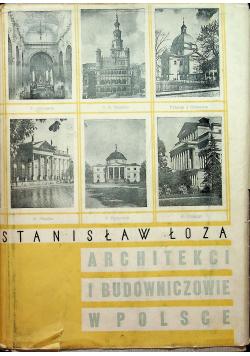 Architekci i budowniczowie w Polsce