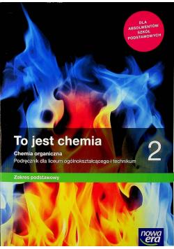 Podręcznik To jest chemia 2 Zakres podstawowy
