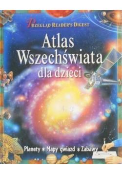 Atlas Wszechświata dla dzieci