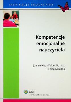 Kompetencje emocjonalne nauczyciela