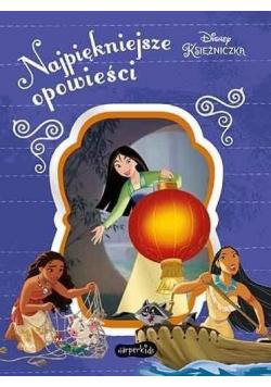 Disney Księżniczka Najpiękniejsze opowieści