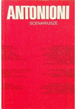 Antonioni scenariusze
