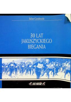 30 lat jakuszyckiego biegania