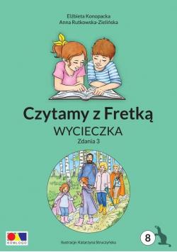 Czytamy z Fretką cz.8 Wycieczka. Zdania 3