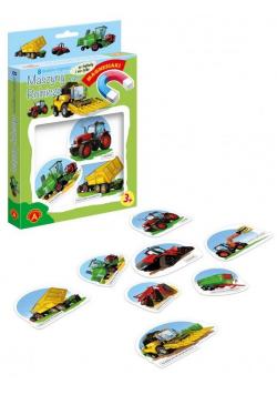 Magnesiaki - Małe maszyny rolnicze ALEX