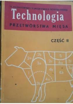 Technologia przetwórstwa mięsa część II