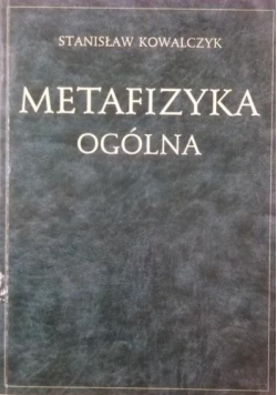 Metafizyka ogólna