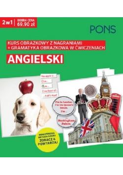 Obrazkowy Angielski kurs i gramatyka w ćwiczeniach PAK2