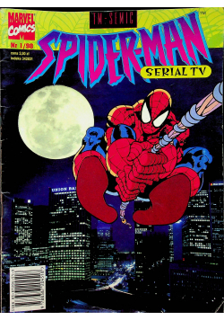 Spiderman nr 1
