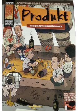 Produkt Magazyn komiksowy Nr 3