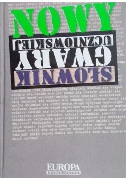 Nowy słownik gwary uczniowskiej