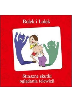 Bolek i Lolek Straszne skutki oglądania telewizji