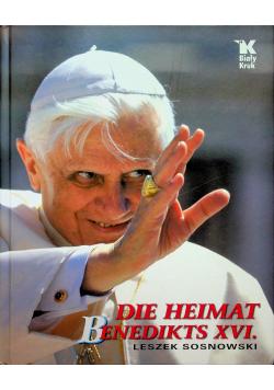 Die Heimat Benedikts XVI