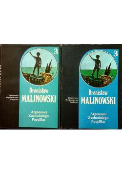 Malinowski Dzieła Tom 3 Część I i II