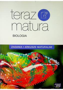 Teraz matura Biologia Zadania i arkusze maturalne