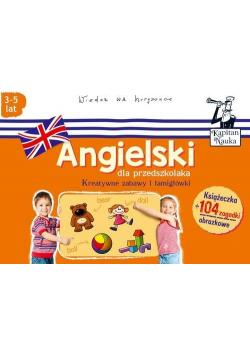 Angielski dla przedszkolaka 3 - 5 lat
