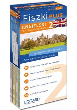 Angielski Fiszki PLUS dla zaawansowanych 2