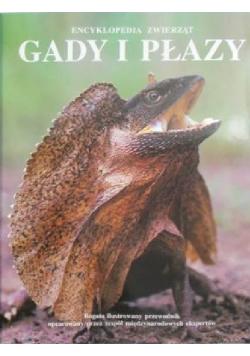 Encyklopedia zwierząt gady i płazy