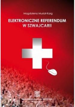 Elektroniczne referendum w Szwajcarii