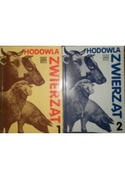Hodowla zwierząt 2 tomy