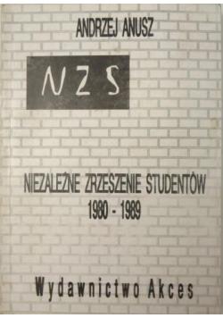 Niezależne zrzeszenie studentów 1980-1989