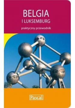 Praktyczny przewodnik - Belgia i Luksemburg PASCAL