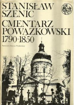 Cmentarz powązkowski 1790  1850