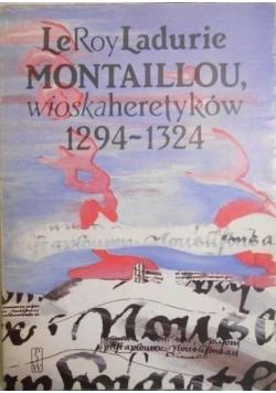 Montaillou Wioska heretyków 1294 1324