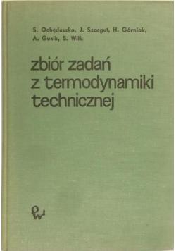 Zbiór zadań z termodynamiki technicznej
