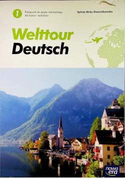 Welttour Deutsch Podręcznik do języka niemieckiego 1