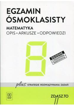 Egzamin ósmoklasisty Matematyka Opis Arkusze Odpowiedzi
