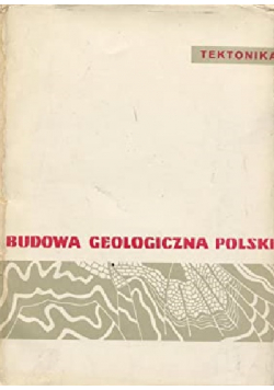 Budowa geologiczna Polski Tom IV