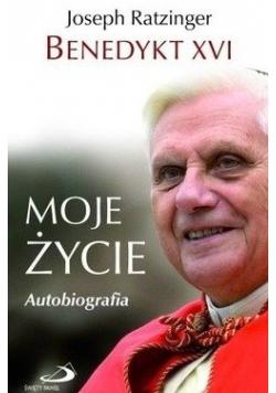 Benedykt XVI Moje  życie