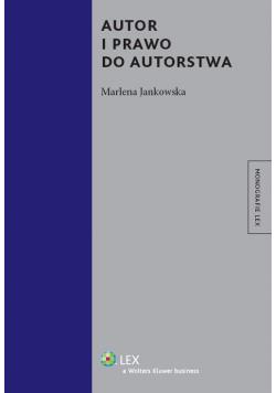 Autor i prawo do autorstwa
