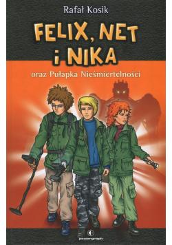 Felix Net i Nika oraz pułapka Nieśmiertelności