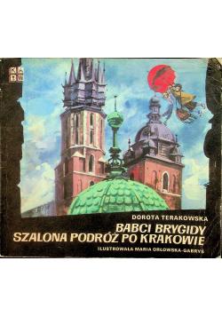 Babci Brygidy szalona podróż po Krakowie