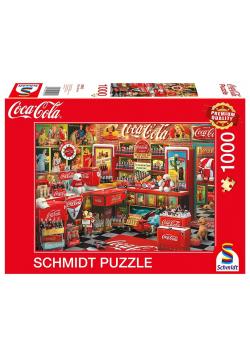 Puzzle PQ 1000 Coca-Cola Nostalgia G3