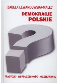 Demokracje polskie