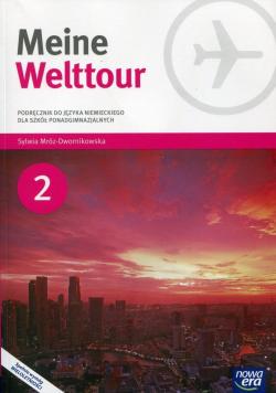 Język Niemiecki 2 Meine Welttour
