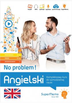 Angielski No problem Kompleksowy kurs do samodzielnej nauki