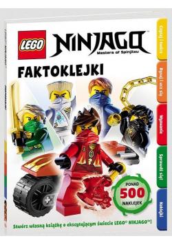 LEGO ® Ninjago. Faktoklejki