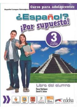 Espanol por supuesto 3-A2+ podręcznik