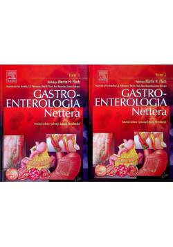 Gastroenterologia 2 tomy