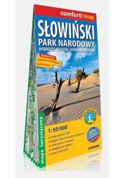 Comfort! map Słowiński Park Narodowy 1:50 000